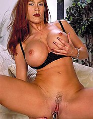 Redhead Amber is in heat