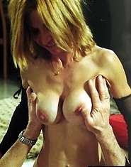 MILF enjoys dildoes and being fucked and sucked