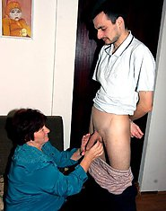 Hot granny Irene - picture gallery