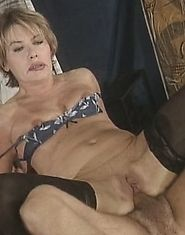 40 y.o. widow rides cock like in her better days