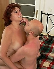 cunt licking and hard fucking mature