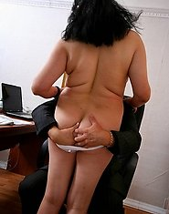 Mom fucked hard by boss