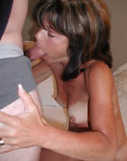 gorgeous milf fucked by son's friend